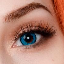 Цветные линзы EOS Fay Blue