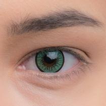 Цветные линзы EOS J203 Green