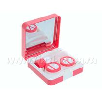 Средства ухода Kaida Ipod Розовый набор для цветных линз