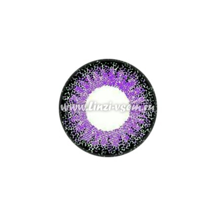 Цветные линзы EOS 211 Violet Фото 5