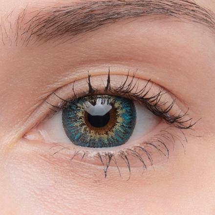 Цветные линзы EOS Ceaser Turquoise