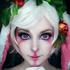 Карнавальные линзы Lensmam Violet Elf Фото 3
